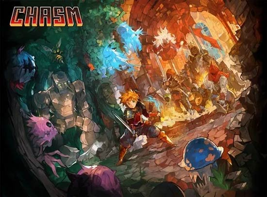 两人研发五年 这款高难度小众、《银河恶魔城》风格游戏首日进Steam畅销前十