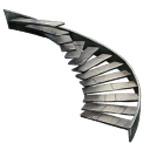 方舟生存进化金属螺旋楼梯怎么做