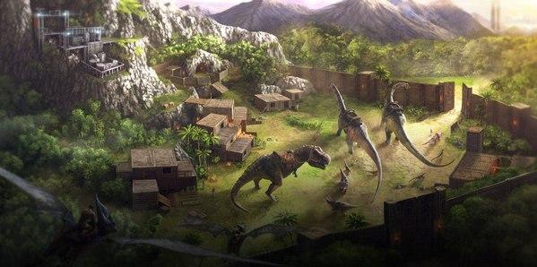方舟生存进化壁纸赏析