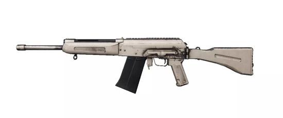 全军出击米色S12K枪械皮肤