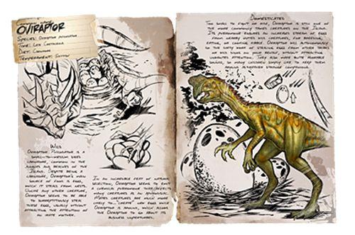 方舟生存进化偷蛋龙