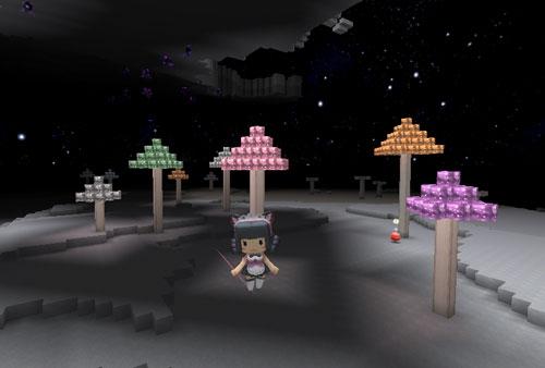 迷你世界星光孢子树