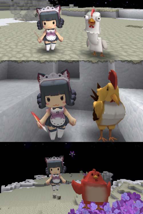 迷你世界变异鸡