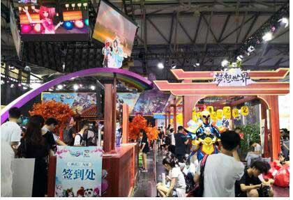 鼎阅传媒ChinaJoy之旅完美收官 载誉而归新科技助力文娱行业