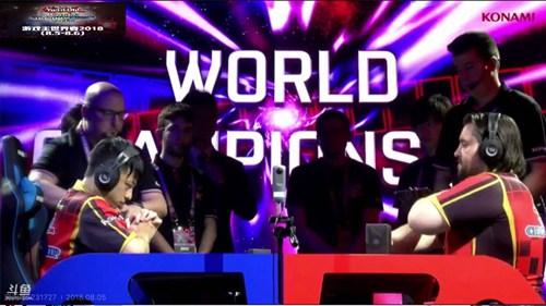 游戏王世界锦标赛