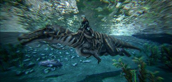 方舟生存进化重爪龙怎么抓