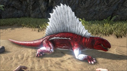 方舟生存进化异齿龙