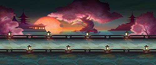 《时空猎人》全新区域殇月之城开放,讨伐须佐之男