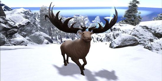 方舟生存进化大角鹿有什么用