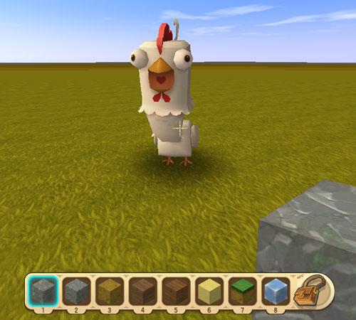 迷你世界变异鸡3
