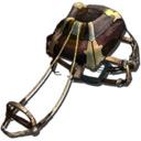 方舟生存进化淡水碳龟鞍