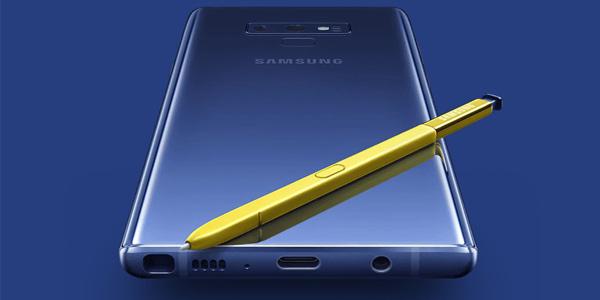 三星Note 9正式发布 国行尝鲜价9499元!