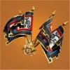 堡垒之夜手游大圣战旗背包怎么得 大圣战旗背饰获取介绍