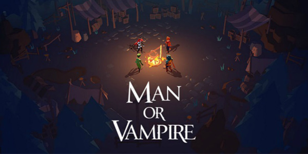 地牢+战棋+roguelike 《人或吸血鬼》预计9月上线