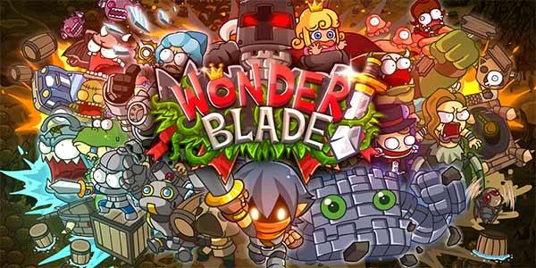 《Wonder Blade》,这款独立新作有几分王道RPG的影子