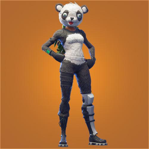 堡垒之夜手游熊猫队队长皮肤怎么获得 熊猫队队长服装获取介绍