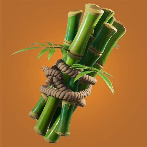 堡垒之夜手游竹子背包怎么得 竹子背饰获取介绍