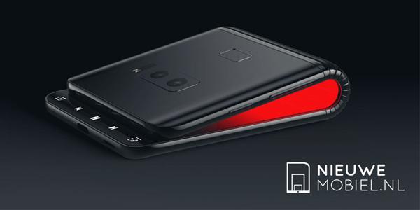 外媒自制三星折叠手机渲染图 可折叠到信用卡大小?