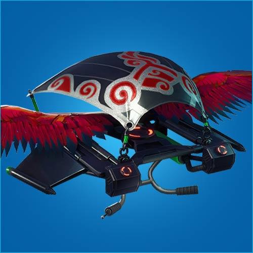 堡垒之夜手游滑翔机自由怎么得 自由滑翔伞介绍