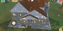创造与魔法简易别墅设计图 简易别墅平面设计图纸