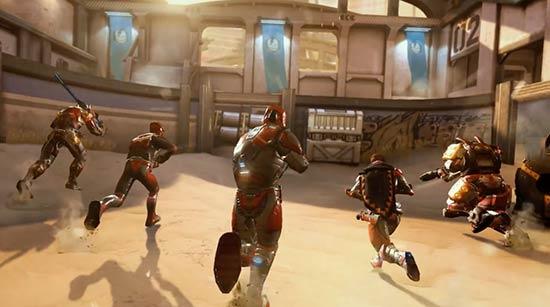 《暗影之枪》系列又出新作了!这回英雄是先空降再一起突突突?