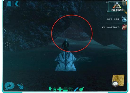 方舟生存进化海底矿洞1