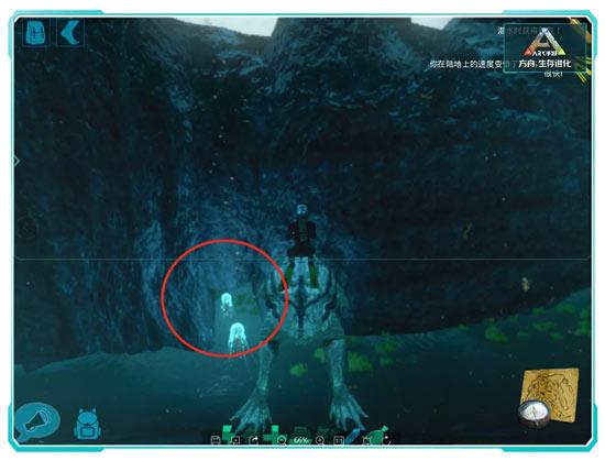 方舟生存进化海底洞穴12