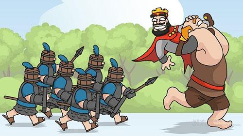 皇室战争趣图