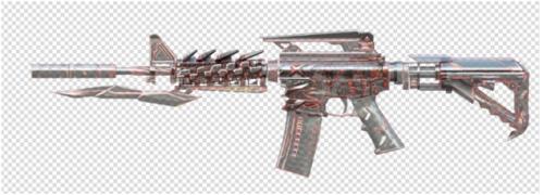 CF手游枪械1