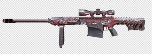 CF手游枪械6