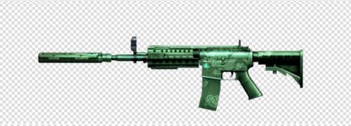 CF手游枪械21