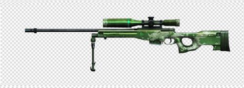 CF手游枪械25