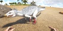 方舟生存进化双坚颌龙