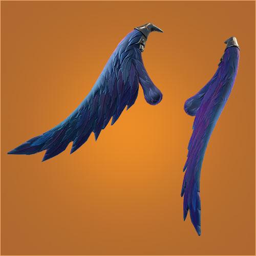 堡垒之夜手游暗黑之翼背包怎么得 暗黑之翼背饰获取介绍
