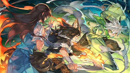 《妖恋奇谭》不限量测试预下载开启 妖怪恋爱物语一触即发