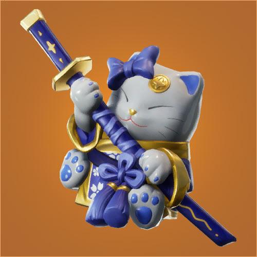 堡垒之夜手游白猫背包怎么得 白猫背饰获取介绍