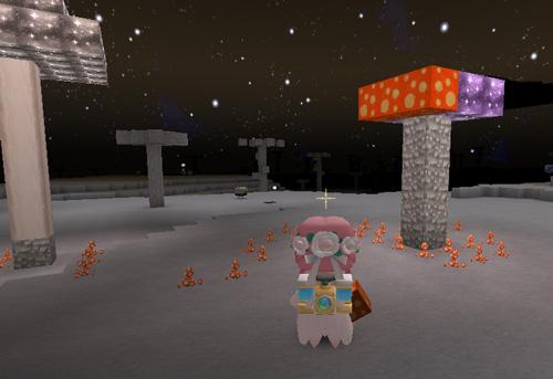 迷你世界小红菇4