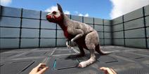 方舟生存进化巨型短面袋鼠吃什么 方舟生存进化手机版巨型短面袋鼠怎么驯服