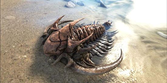 方舟生存进化三叶虫