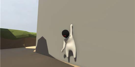 人类一败涂地爬墙技巧