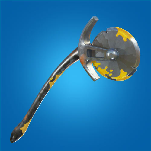 堡垒之夜手游滚轮锋刃锄头怎么获得 滚轮锋刃锄头介绍