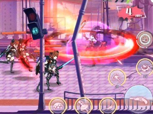 约战精灵再临8月31日测试版本狂三技能展示