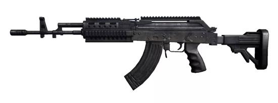 全军出击M762步枪