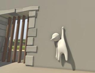 人类一败涂地怎么爬墙 人类一败涂地手机版爬墙技巧