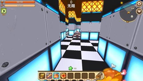 迷你世界迷宫3