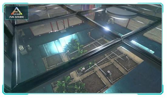 方舟生存进化温室天花板