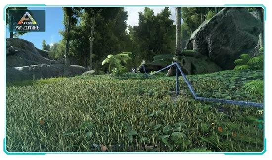 方舟生存进化水管灌溉