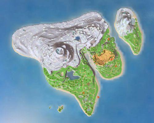 创造与魔法旧岛恢复进行中 你们要的老地图要来啦
