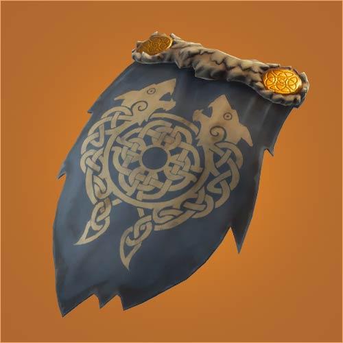 堡垒之夜手游纹章斗篷背包怎么得 纹章斗篷背饰获取介绍