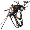 方舟生存进化剑龙鞍